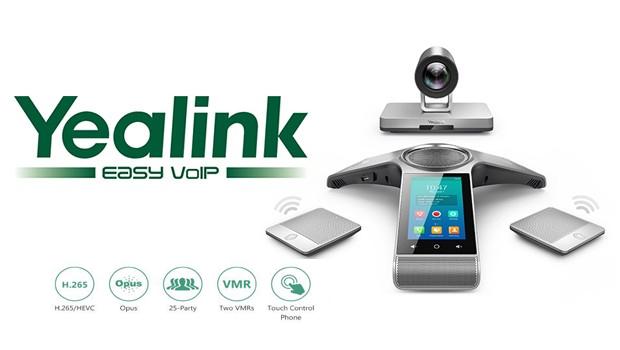 Thiết bị Hội nghị truyền hình Yealink VC800