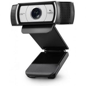 Webcam Logitech C930e cho cuộc họp ảo