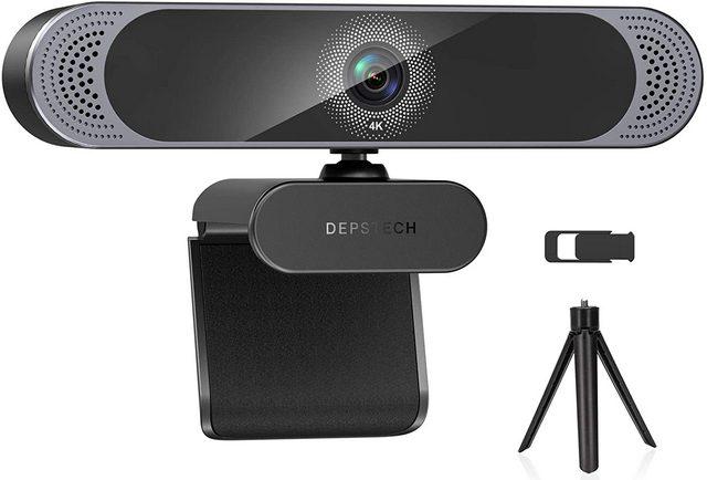 Webcam DEPSTECH 4K