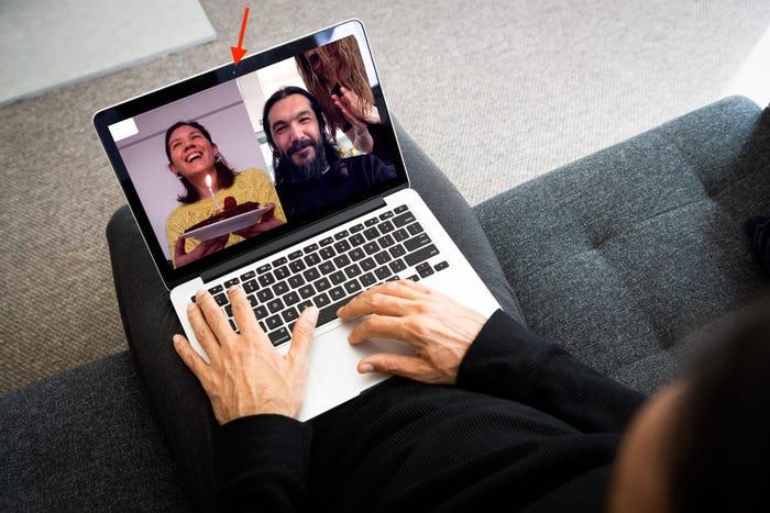 webcam tích hợp